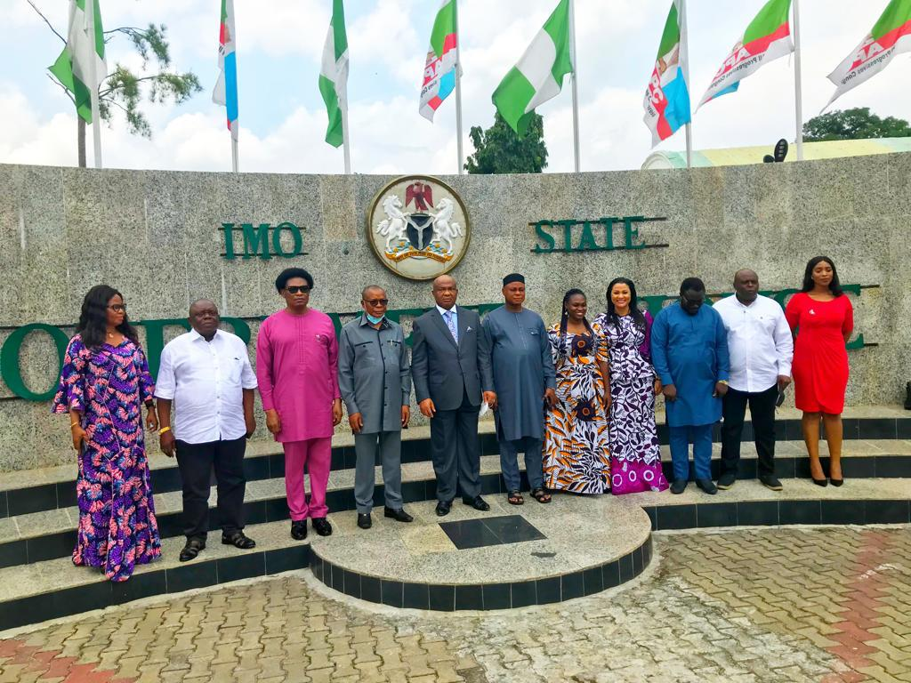 IMO STATE IS READY TO RECEIVE WORLD BANK POST-COVID-19 FUNDS AS NIGERIAN CARES DIRECTOR ASSURED GOVERNOR UZODINMA