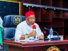 Hope Uzodinma - Imo State Governor
