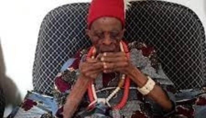 Nigeria's oldest man, Ichie Ozo Nwibe Nwosu dies at the age of 120 in Awka