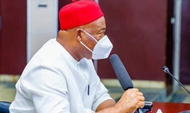 Only me cannot restore security in Imo State