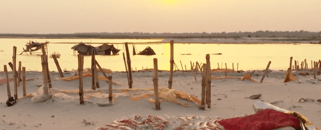 Covid-19 deaths raise health concerns over India's holiest river