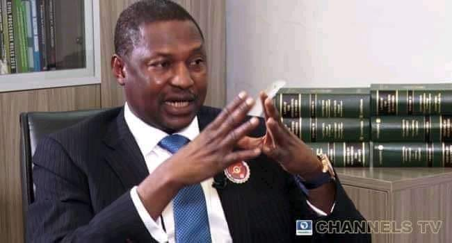 Abubakar Malami SAN Minister of Justice and Attorney General of Nigeria