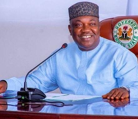 Enugu State Governor Ifeanyi Lawrence Ugwuanyi