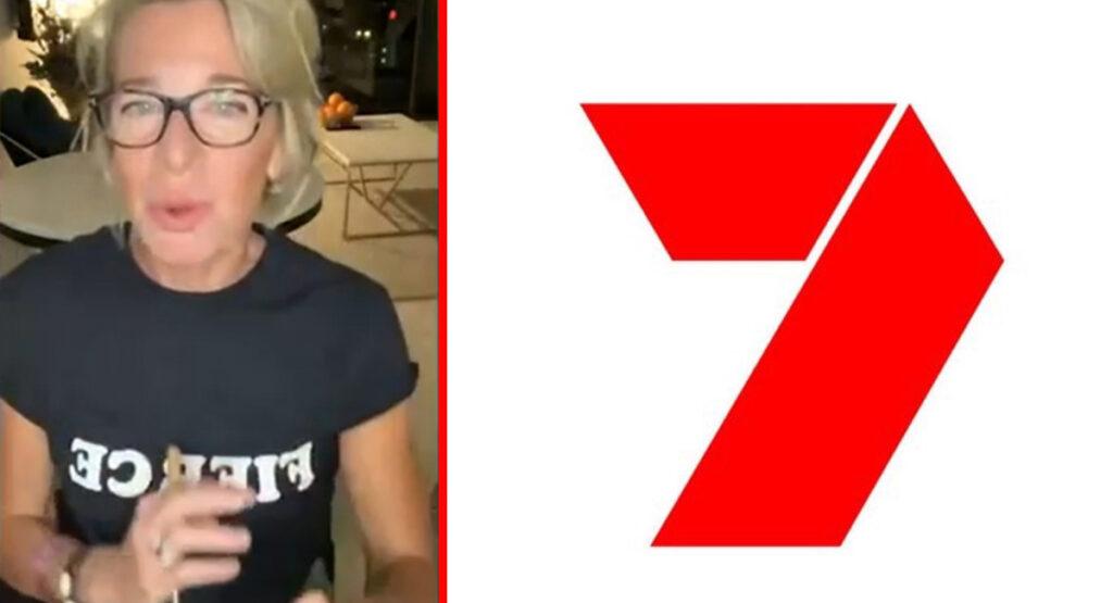 Immigrant Katie Hopkins steals job from Australian racist