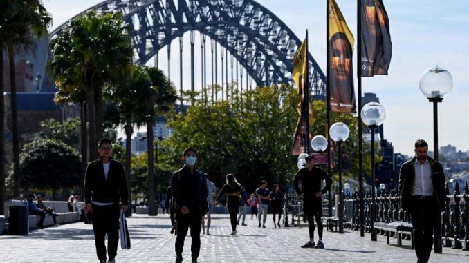 Lockdown continues in Sydney, Australia