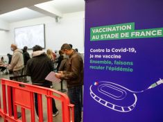 Vaccination Centers in France