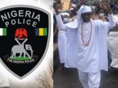 Yoruba Nation Protest Arrests- Lagos Police Raises Alarm Over Spiritual Attack