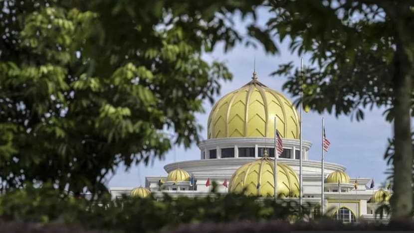 Malaysia's Istana Negara, the national palace. (Photo- Bernama)