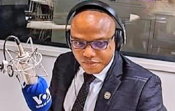 Mazi Nnamdi Kanu - IPOB leader