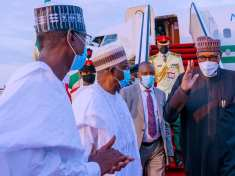 President Buhari Congratulates New President-Elect of Zambia, Commends President for accepting defeat