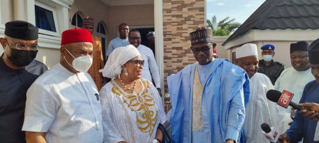 Senator Stella Oduah dumps PDP for APC Ahead Anambra Guber Election