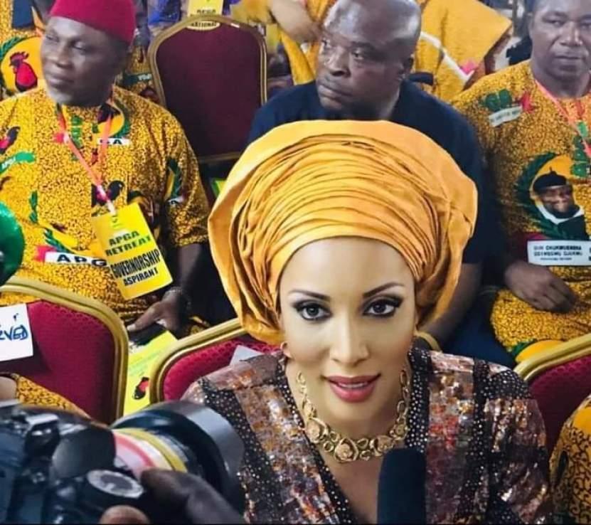 Bianca Ojukwu Lambasts South-East Governors for Snubbing Enugu Meeting