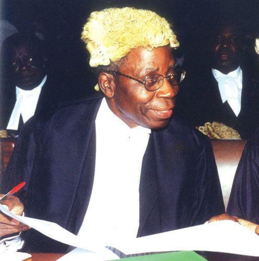 Chief James Ajibola Idowu Ige