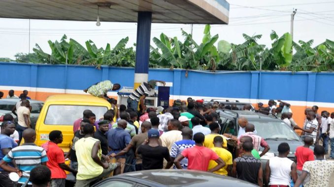 Fuel Scarcity in Imo State