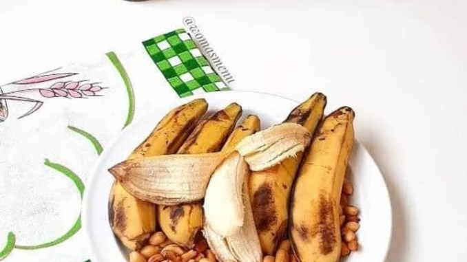 HEALTH EXPERTS RECOMMEND FOR REGULAR CONSUMPTION OF BANANAS AND GROUNDNUT (SEE BENEFITS)