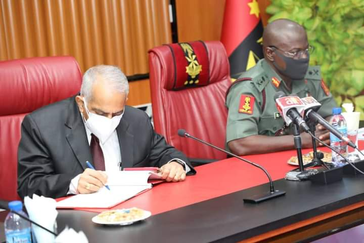 NIGERIAN ARMY EXPLORES MUTUAL COLLABORATION WITH INDIAN MILITARY