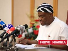 STATEWIDE BROADCAST BY GOVERNOR NYESOM EZENWO WIKE ON 6th SEPTEMBER 2021