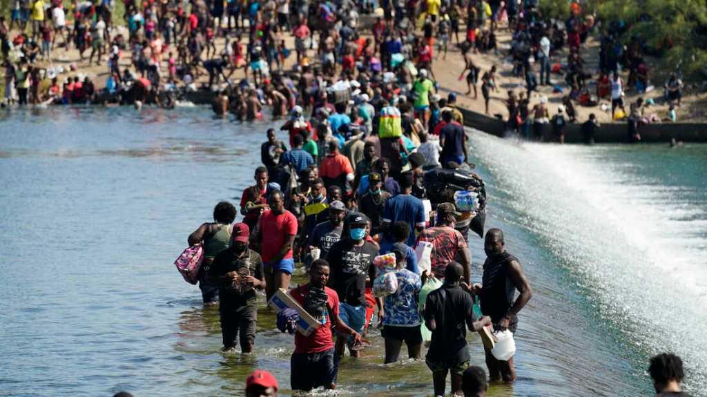 USA deports Haitian refugees