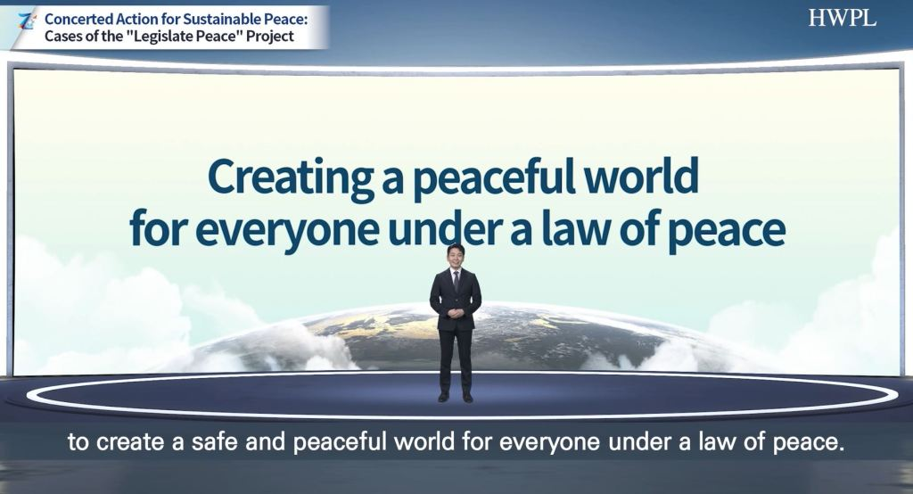 VIrtual Event of the 7th Anniversary of the September 18th HWPL World Peace Summit(2)