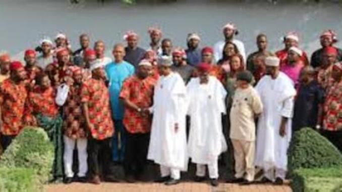 WE SUPPORT PRESIDENT BUHARI'S VISIT TO IMO STATE- OHANEZE YOUTH WING