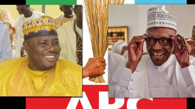 Yola south LGA caretaker chairman, Alhaji Sulaiman Adamu expelled from office as APC party power tussle continues in the state.
