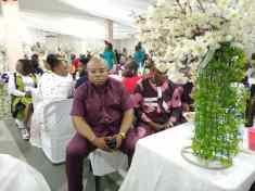 Ambassador Prince Paschal Nwakanma (DumDum Na Nkwere) dedicates Son Praise to God