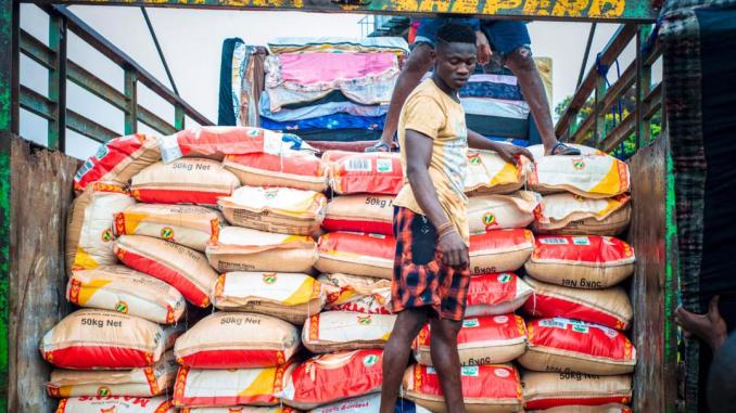 Imo government sends relief materials to affected families in Izombe Oguta