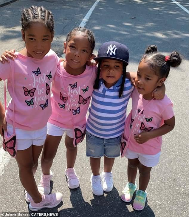 New York Mother gives birth to 3-sets of twins