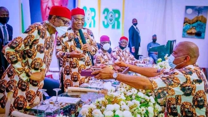Uzodinma is the rising sun of Igbo land and the nightmare of Igbo nation - group