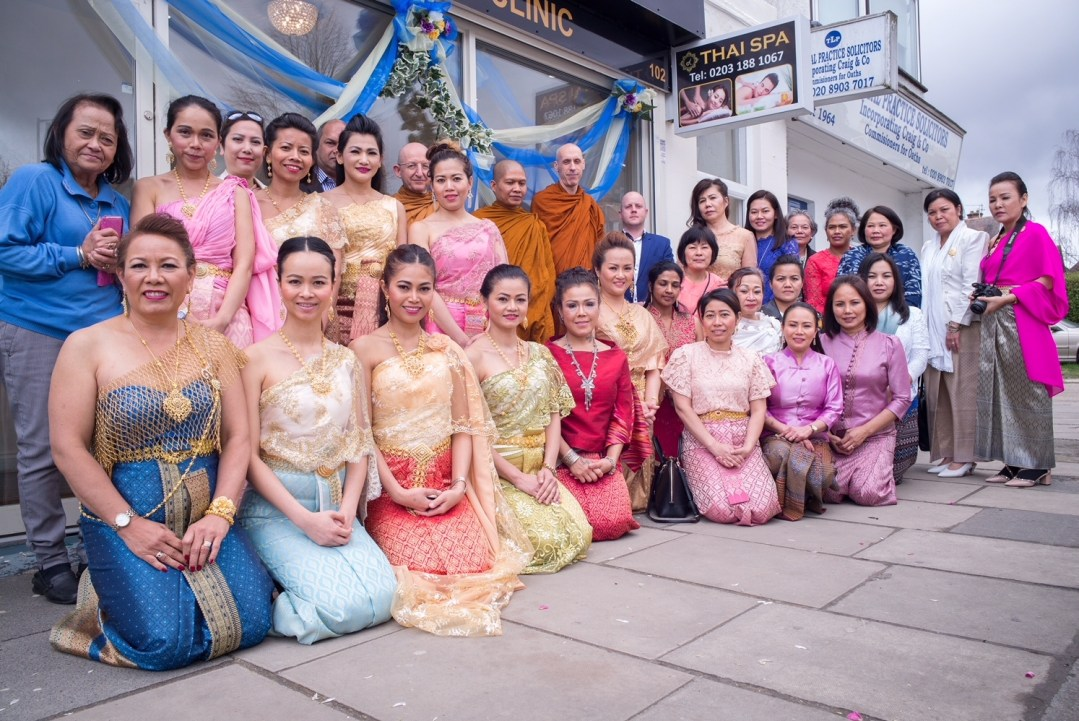 Thai Spa Wembley HA9 Innaguration Images 13