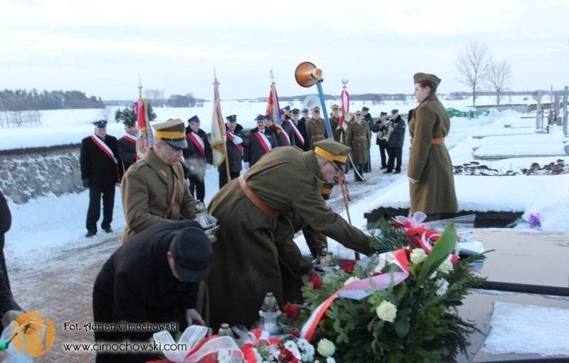 8.12.2013 – 70. rocznica mordu żołnierzy PPP w Wąsoszu