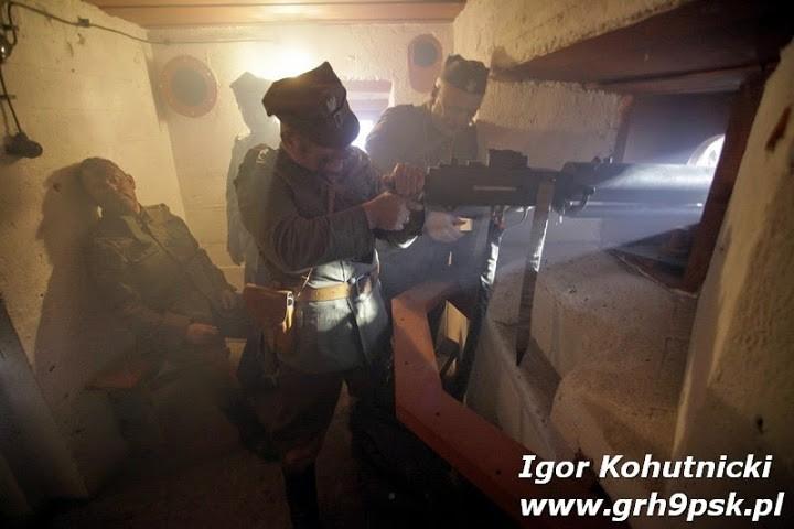 15.11.2014 r. – GRH 9 PSK ponownie zagrała w filmie