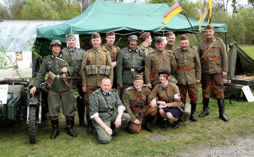 01.05.2015 r. – Wojskowa majówka Wilamowo