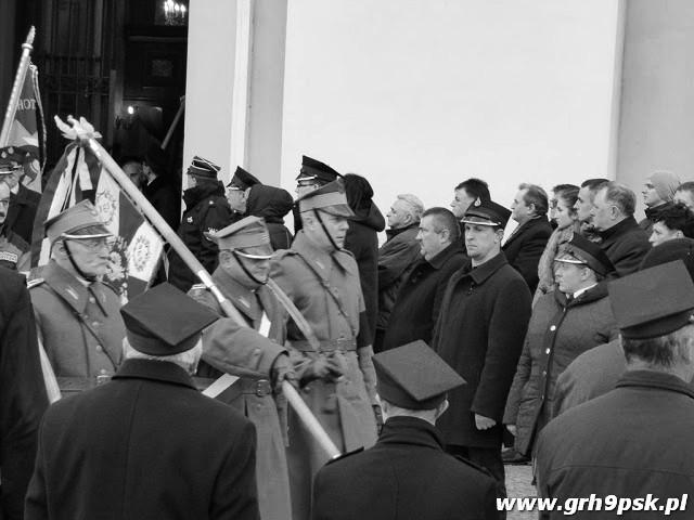 21-22.12.2015 r. – Pogrzeb Ś.p. J.Augustowskiego