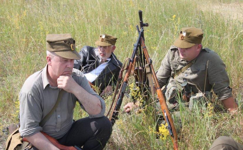Bitwa partyzancka – Czerwony Bór – 23.06.2019