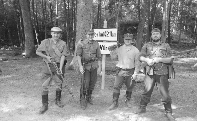 """""""Operacja Ostra Brama"""" – 75 lat później – Gierłoż -13.08.2019"""