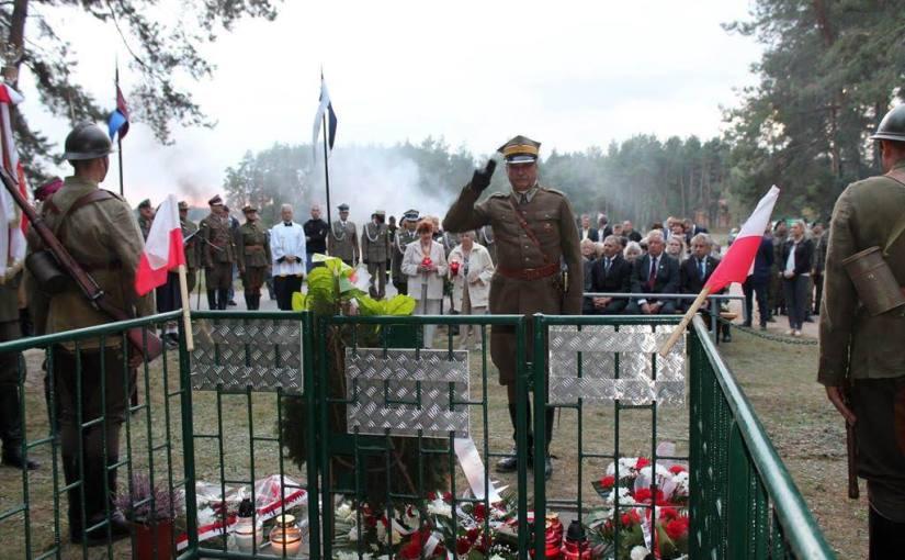 Hołd poległym – Pruszanka Stara -13.09.2019