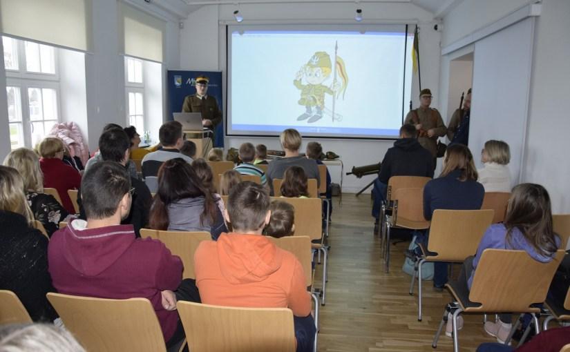Sobotni poranek w Muzeum – Ełk 23.11.2019