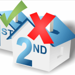 Refinanced Second Mortgages