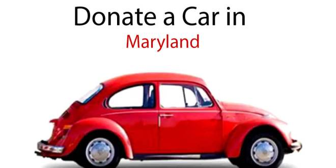 Charity Cars- How to Donate a Car in Maryland to Charity