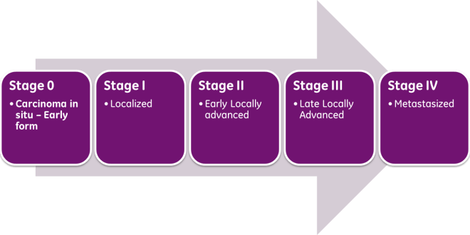 Find about Cancer with the Stages of Cancer in Details