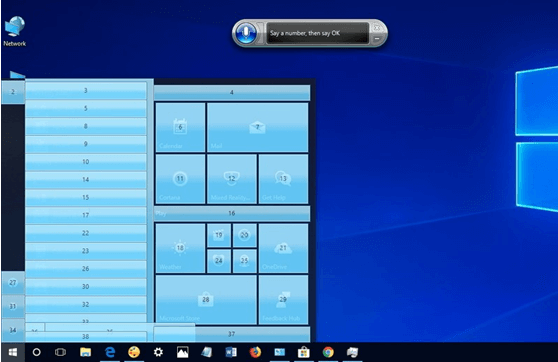 Speech recognition on windows 10