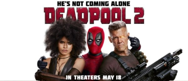 Deadpool 2 movie