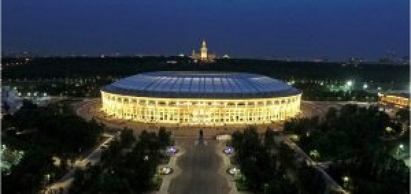 Russia World Cup venues