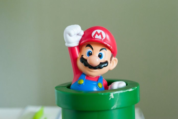Super Mario is going to die April fool