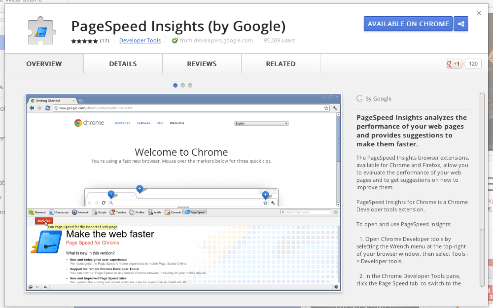Google launches PageSpeed Insights Chrome extension v2 0