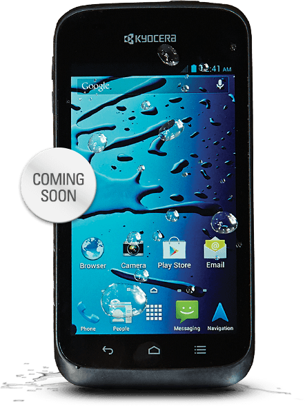 Waterproof-Kyocera-Hydro-Edge