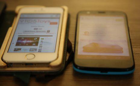 vs. iPhone 5S
