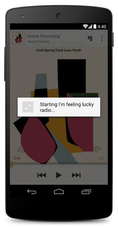 I'm Feeling Lucky Radio 2 (1)