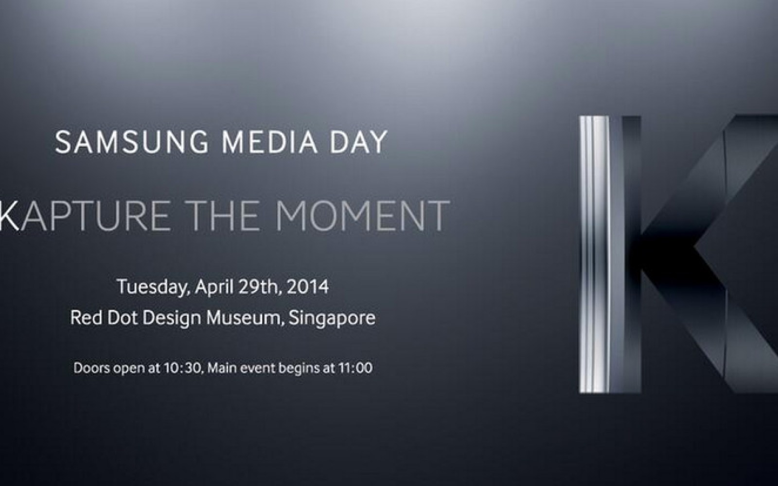 Samsung Mobile Instagram teases Galaxy K camera phone announcement
